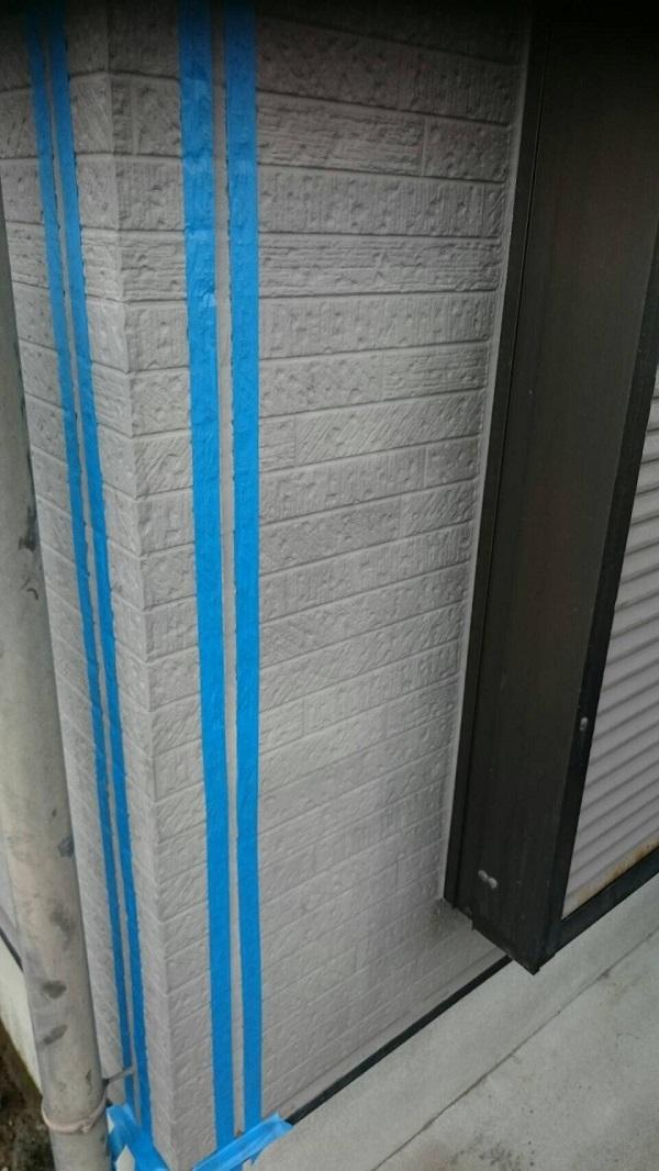 岡山県浅口市 外壁塗装 防水工事 下地処理 コーキング(シーリング工事) オートンイクシード