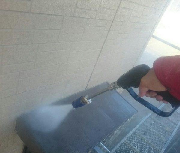 岡山県岡山市 外壁塗装 塗装業者の選び方 下地処理 高圧洗浄