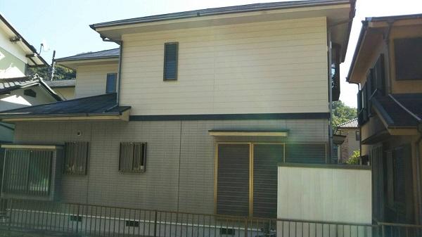 岡山県倉敷市 屋根塗装 外壁塗装 事前調査 外壁塗装と屋根塗装はセットでおトク