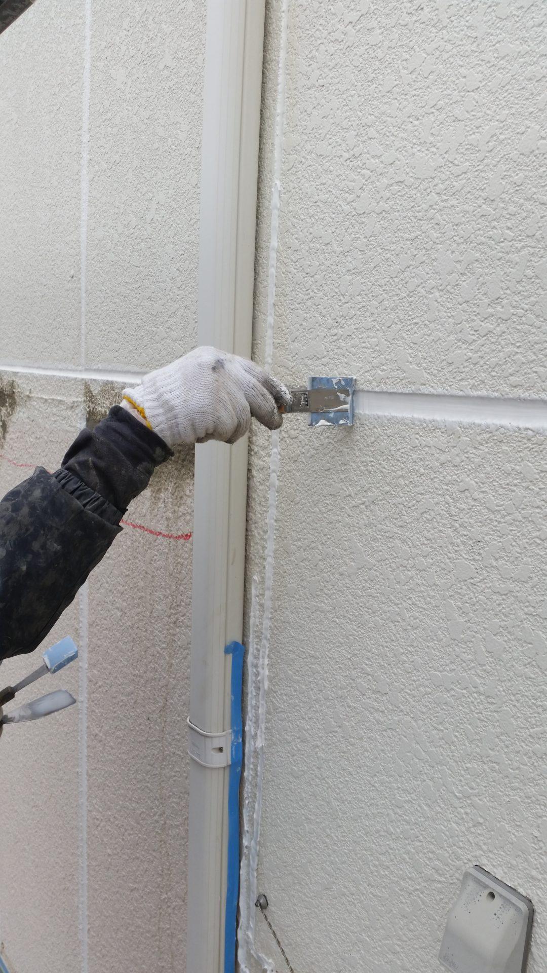 岡山県倉敷市外壁塗装 外壁補修の写真