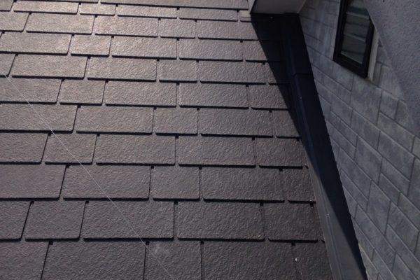 岡山県倉敷市 屋根・板金塗装工事 既存屋根の画像
